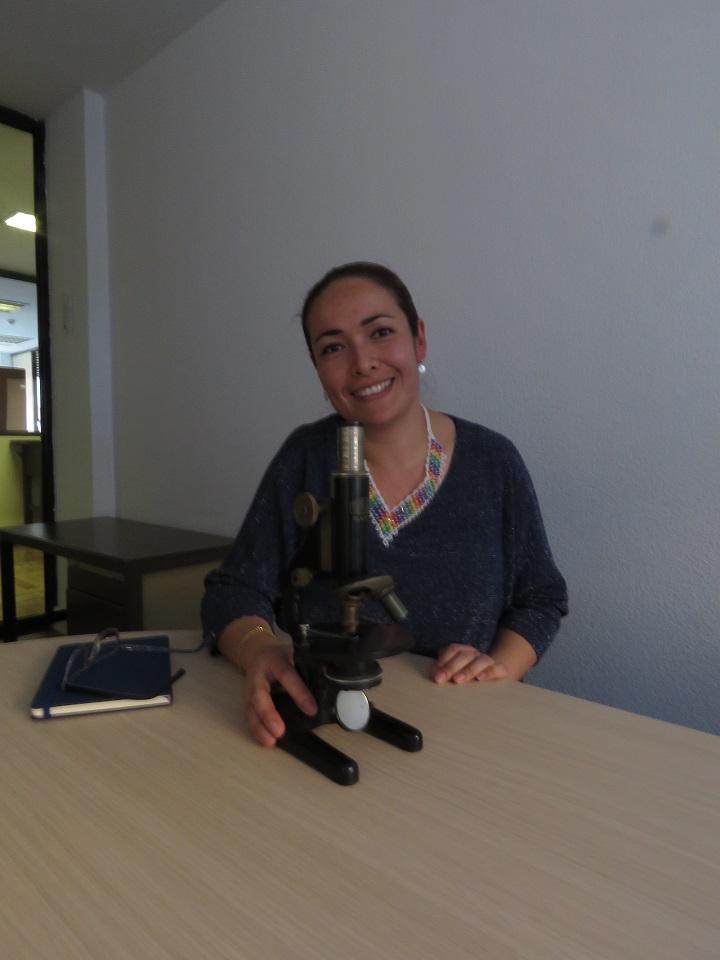Laura González Torres es nutricionista y doctorada en nutrición molecular.