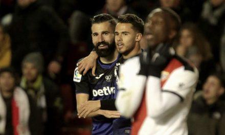 Debut y victoria con el Leganés del futbolista mexicano Diego Reyes