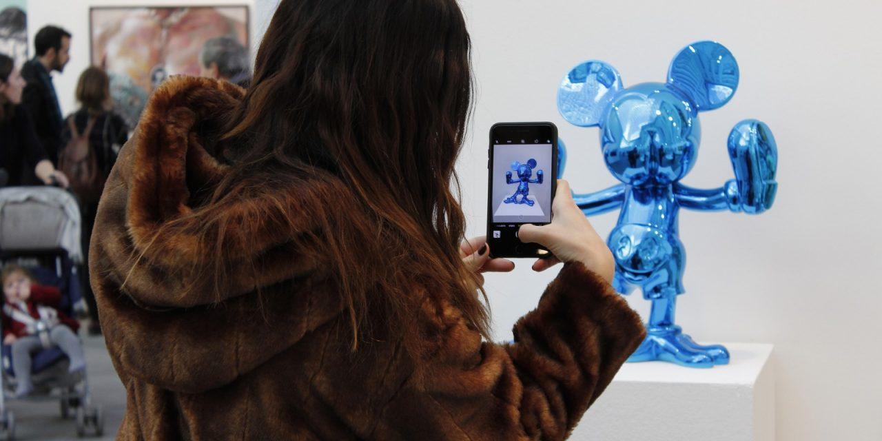 Planes para disfrutar del arte contemporáneo en Madrid