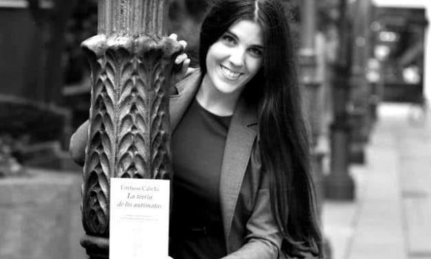 México, 'otro' hogar para la poeta española Estefanía Cabello
