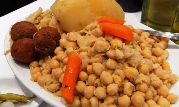 Garbanzos: alma mexicana en el cocido madrileño