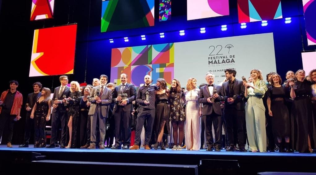 Éxito de México en el Festival de Málaga