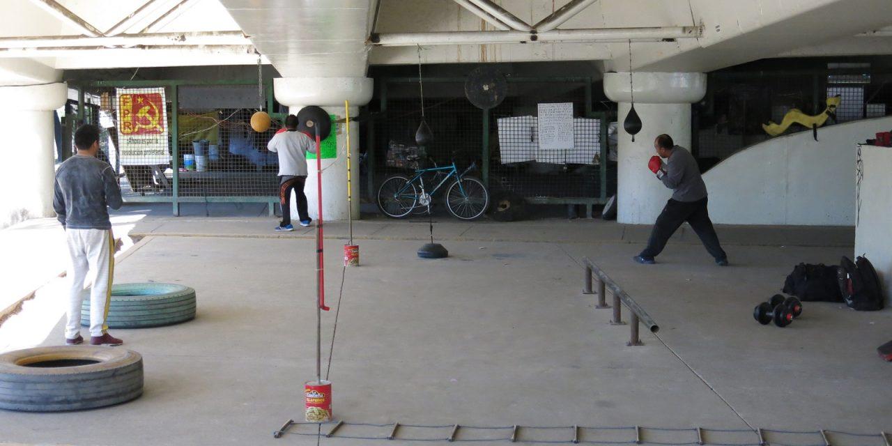 Boxeo de integración y esperanza en la Ciudad de México