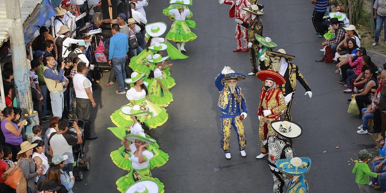 Comparsa Calaveras, carnaval por y para todos en Iztapalapa