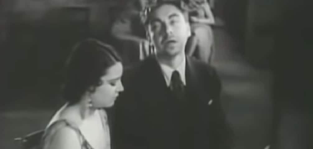 Casa de México proyecta 'Santa', la primera película mexicana con sonido