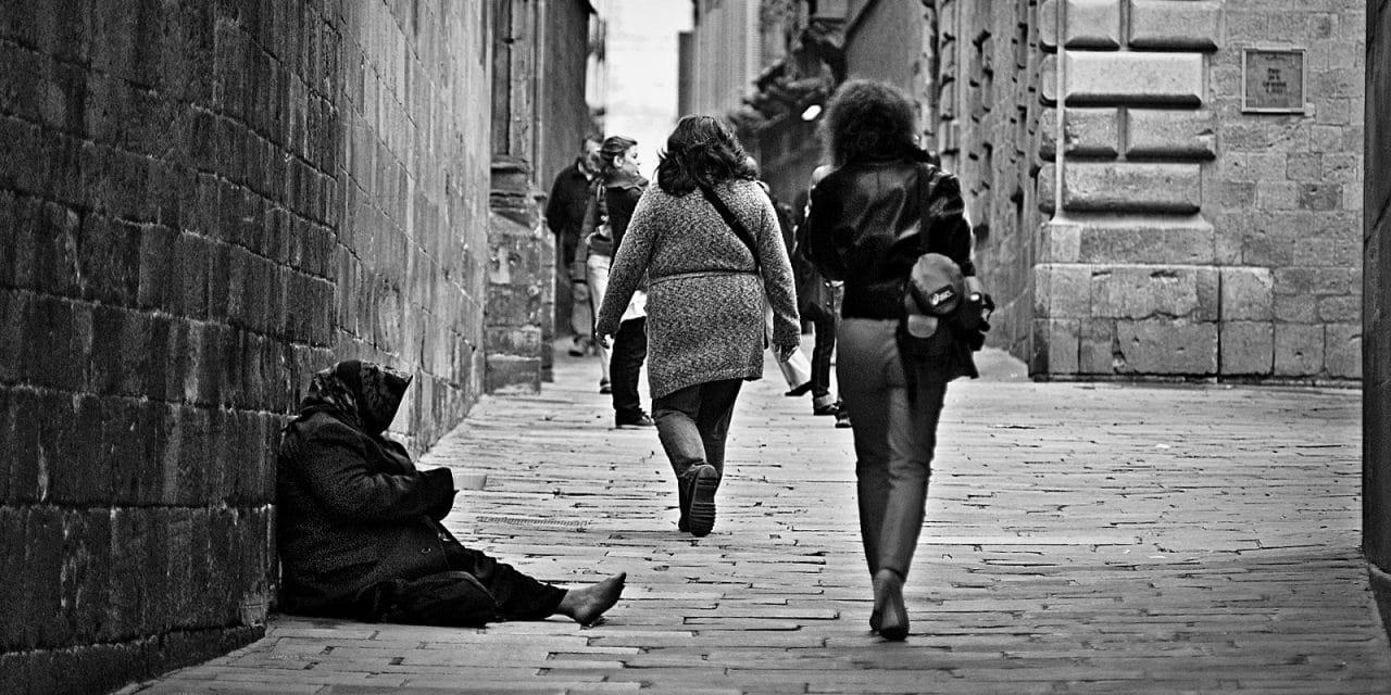 No cesa la pobreza, crece la brecha