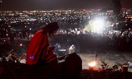 La Pasión de Tenorios, Iztapalapa, en las fotos de Ricardo Maldonado