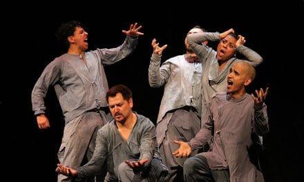'Elefante': ópera mexicana en Barcelona