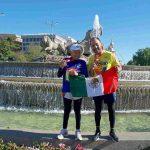 'Don Beto': 10 kilómetros para conquistar Madrid con 84 años