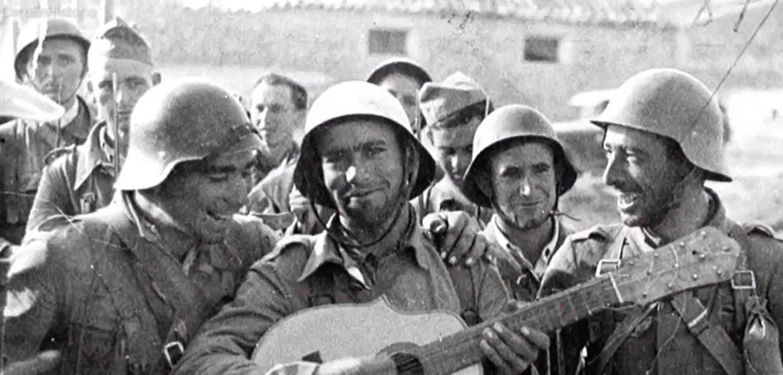 Una tarde sin resentimientos en la Guerra Civil Española