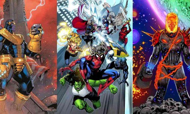 Los cómics de Marvel tienen colores mexicanos