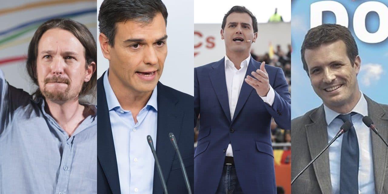 Empleo, impuestos, educación y sanidad: propuestas para las elecciones generales en España