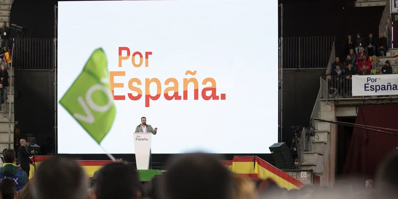 Vox: políticas del tiempo de Fernando VII en la época actual