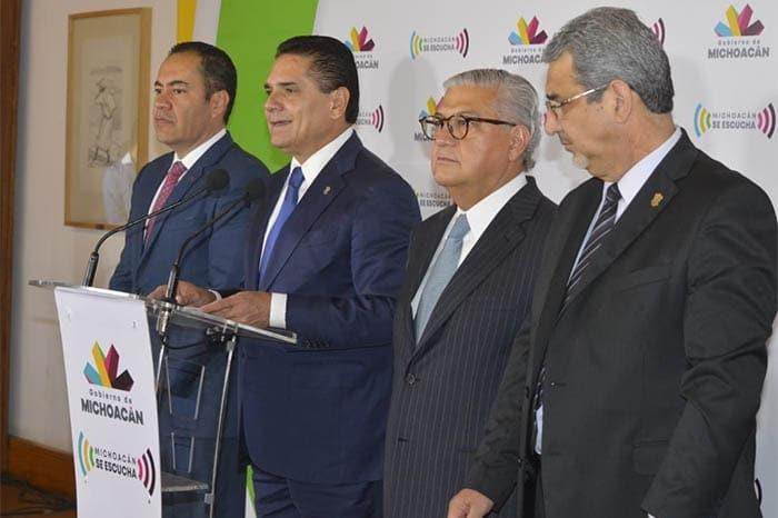 Medidas contra la crisis en Michoacán