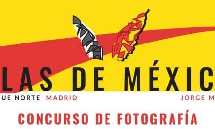 Obra de Jorge Marín y cena en 'Punto MX' para la mejor foto con 'las alas de México' en Madrid