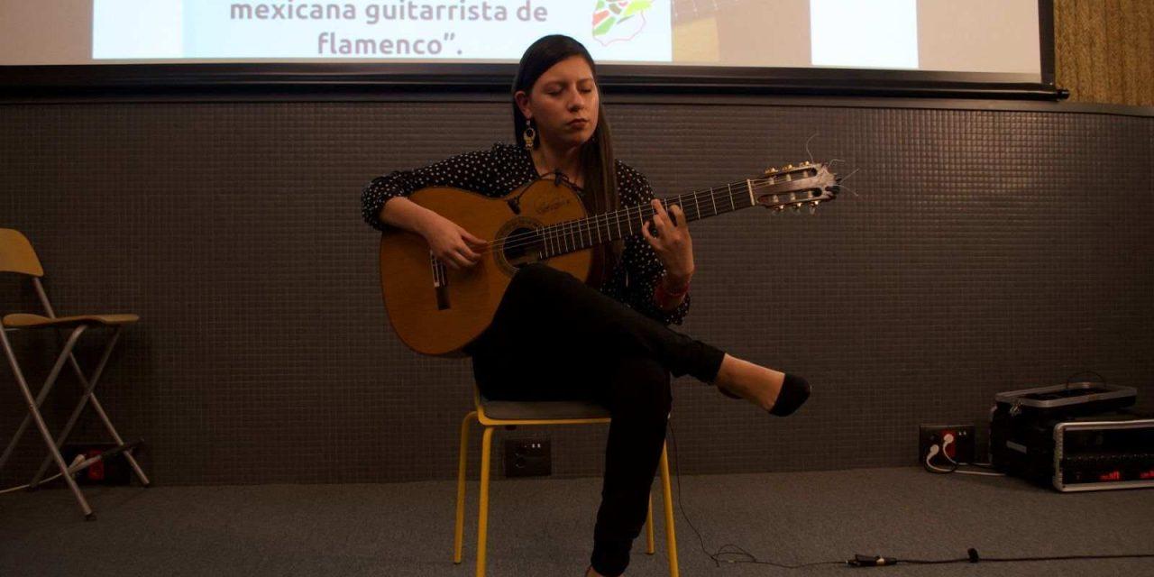'Las Andreas': voz y guitarra mexicanas para animar el Día de Reyes