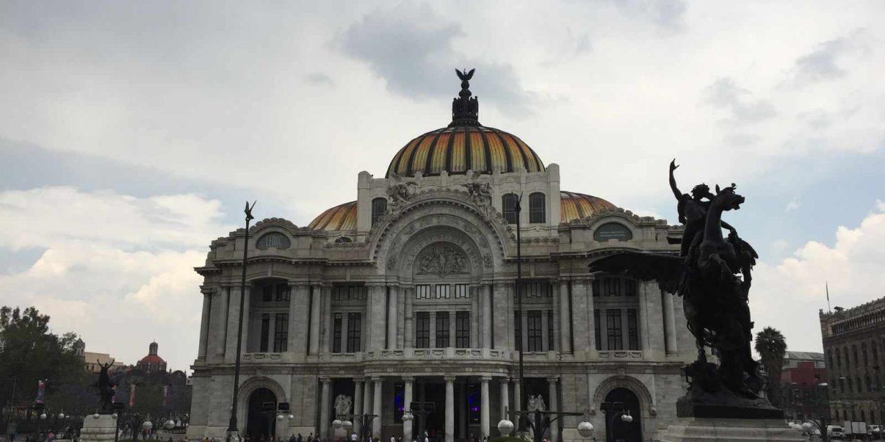 El Palacio de Bellas Artes, primer museo de arte en México