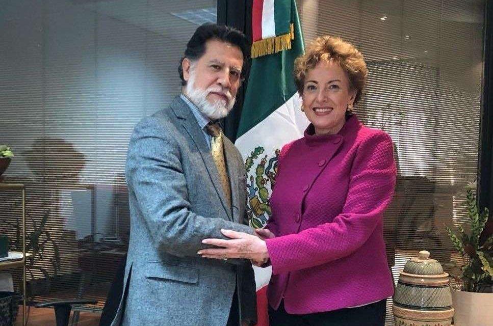 'Nuevos' nombramientos en la Embajada de México en España