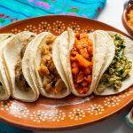 Tacos de guisado en Madrid