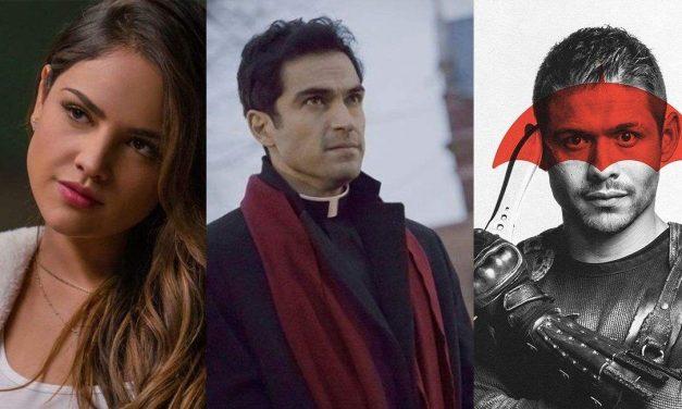 Éxito internacional de actrices y actores mexicanos