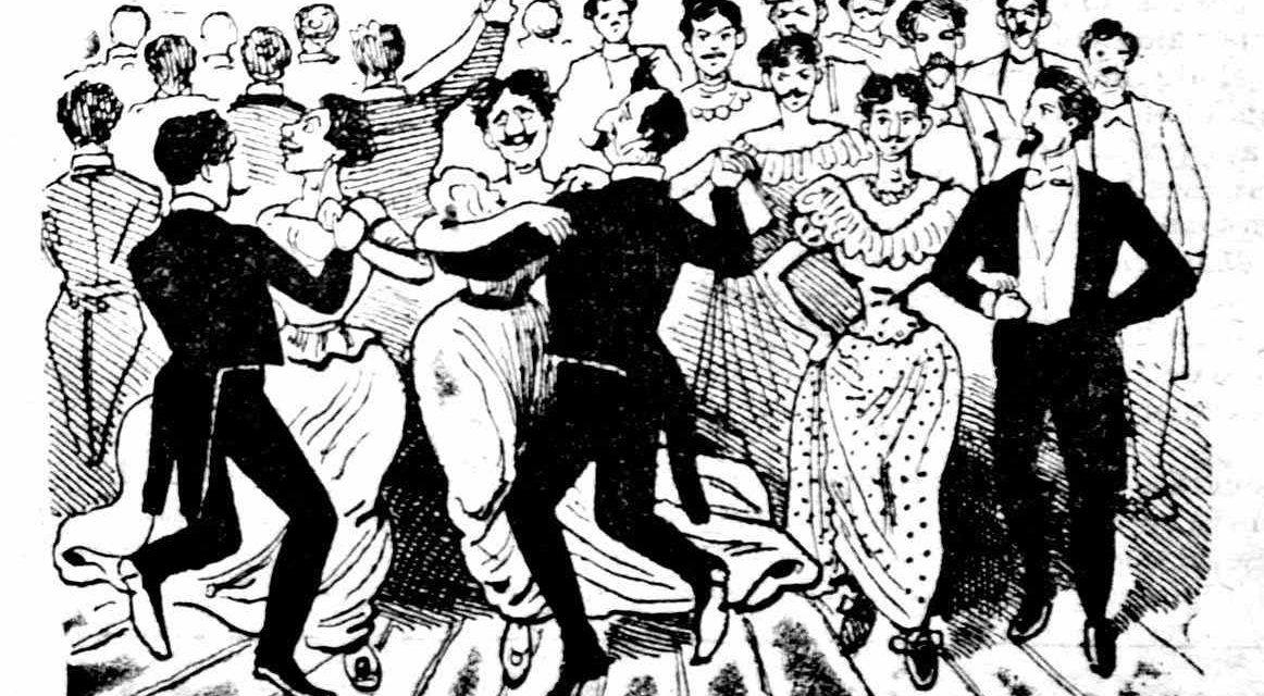 'El Baile de los 41', el punto de partida de la lucha LGTBI en México
