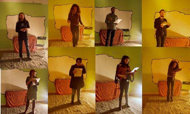Música, micrófono abierto y arte para celebrar un año de poesía pura con 'Fe de Erratas'