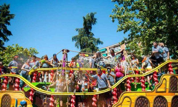 Fiestas españolas para refrescarse en verano