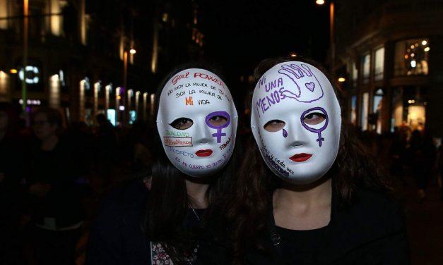 Crímenes machistas que no cesan en España