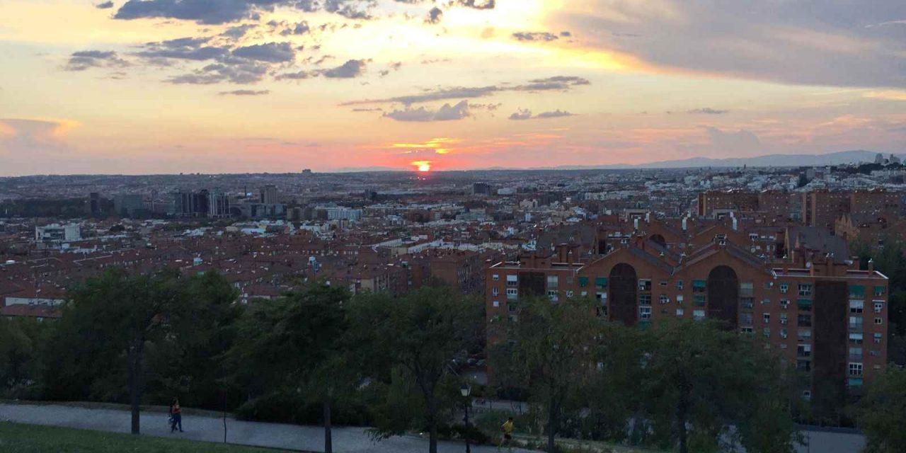 Cómo has cambiado, Madrid