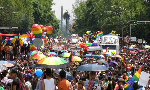 Así se celebró el Orgullo LGTBI 2019 en la Ciudad de México