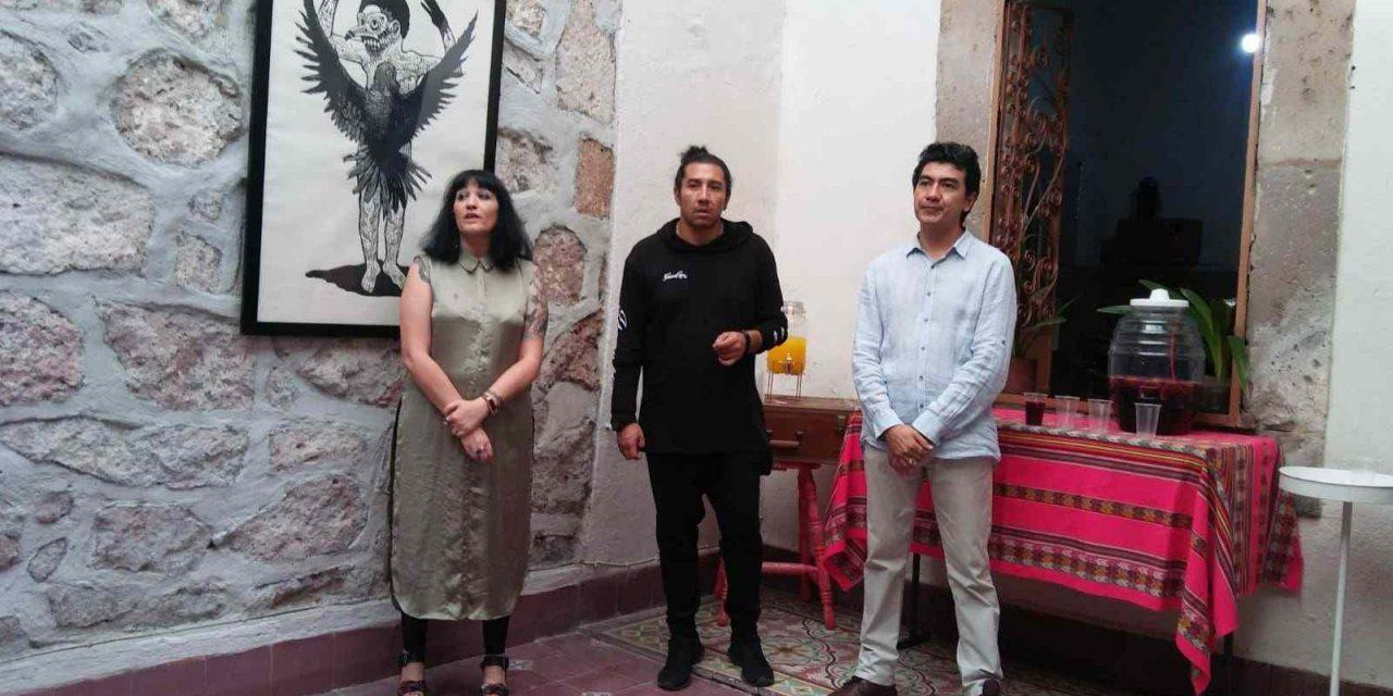 Bella Calaca, un espacio cultural para la creación artística