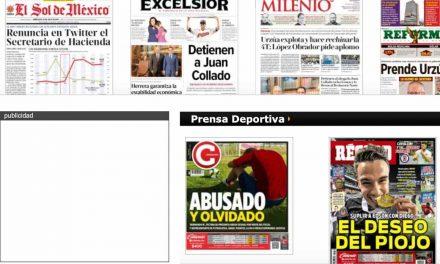 La renuncia de Carlos Urzúa hace saltar las alarmas. Noticias del día en México