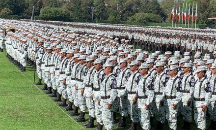 Comienzo oficial: Guardia Nacional contra el crimen organizado en México