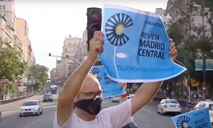 Madrid Central se queda porque no se toca lo que protege la salud