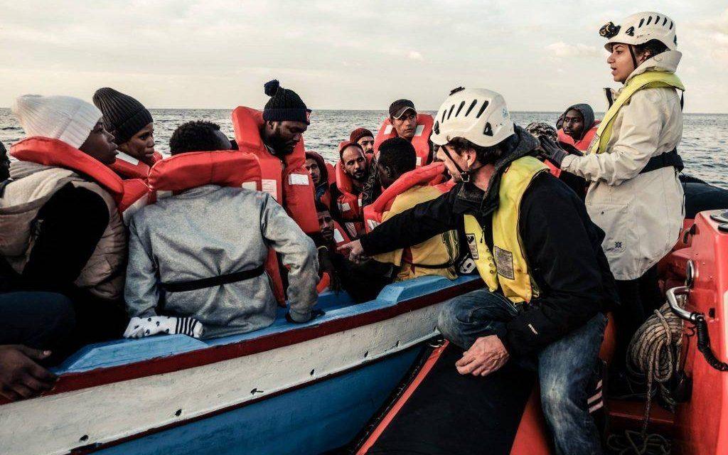 Sea Watch: perseguidos por cumplir con su deber de salvar vidas