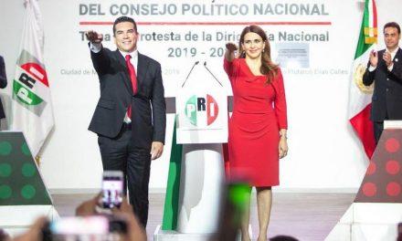 'Mujeres y jóvenes' y 'nadie por encima de la ley': el PRI que promete Alejandro Moreno