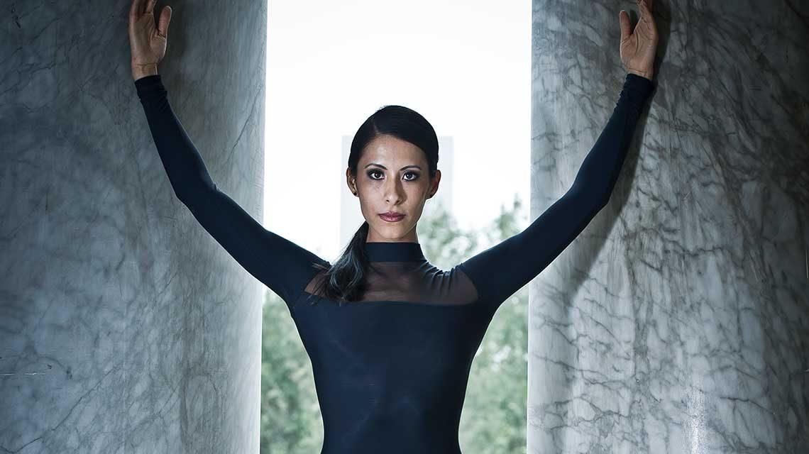 Talento mundial, orgullo de Texcoco: Elisa Carrillo
