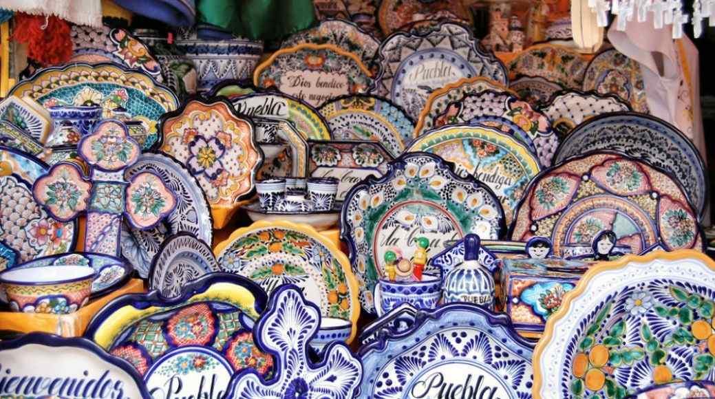 Talavera poblana, arcilla intercultural