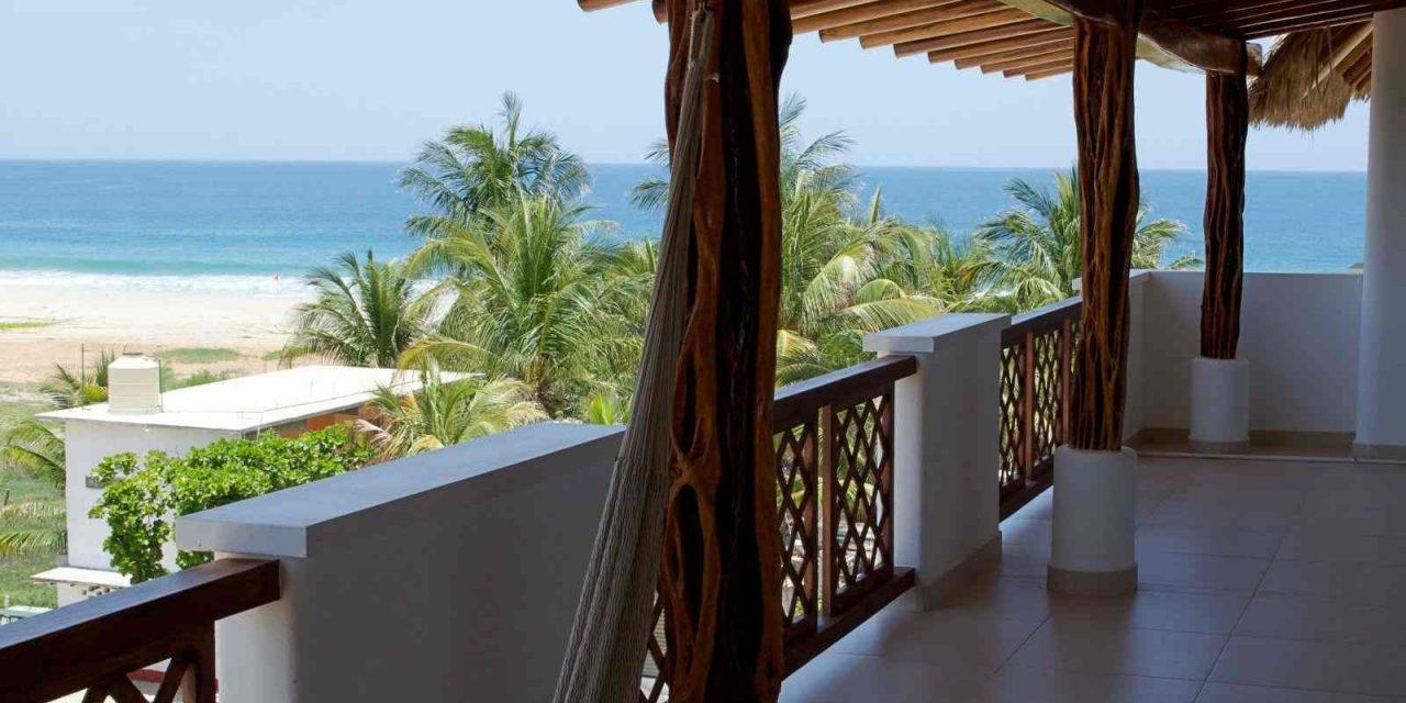 Hotel Blater: llave al paraíso de Puerto Escondido