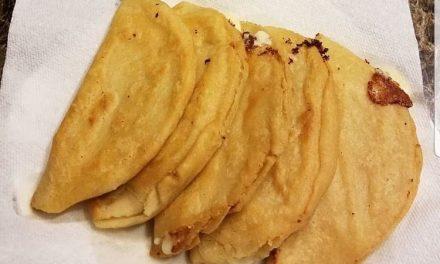 Quesadilla con o sin queso, platillo con polémica