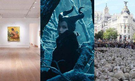 Agenda cultural Méx: Diego Rivera, cabaret y ganado en la ciudad