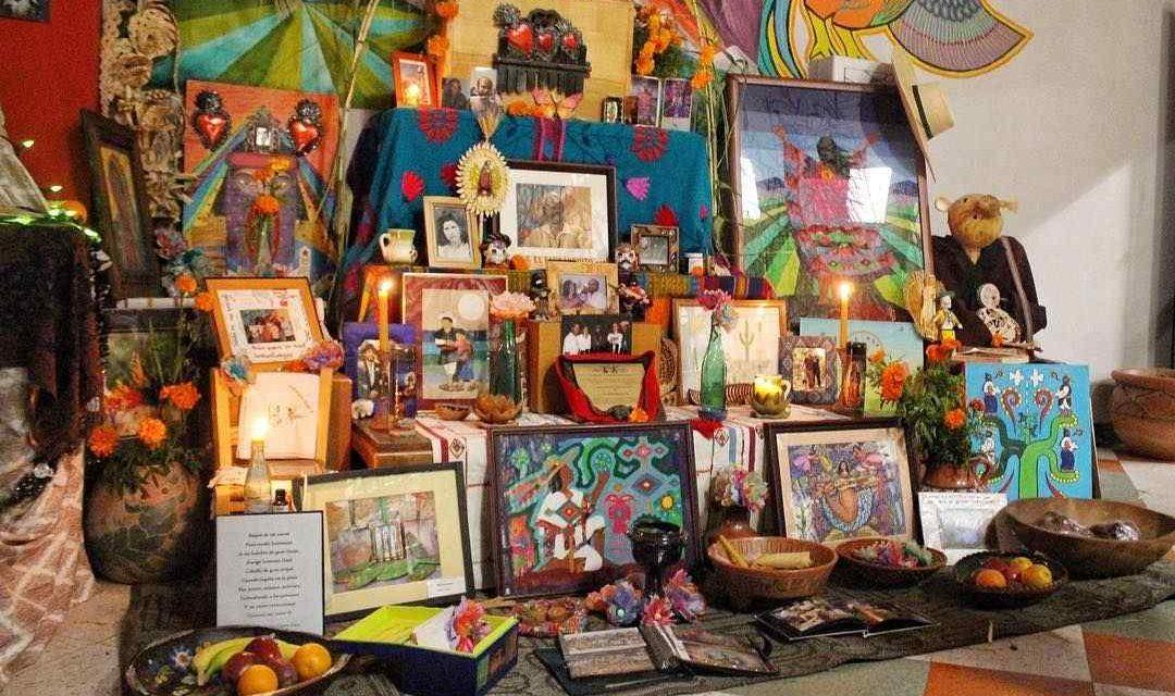 ¿Qué le falta a tu altar para el Día de los Muertos?