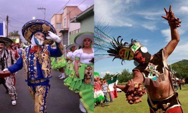 Fiestas populares mexicanas para celebrar la Hispanidad en Huelva