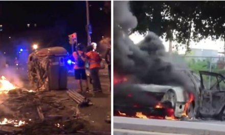 México y España, en llamas