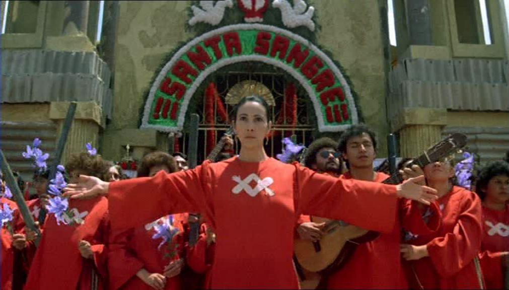 Treinta años de 'Santa Sangre': homenaje a Jodorowsky con una proyección en Barcelona