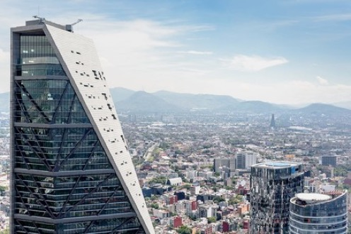 Torre Reforma, un rascacielos sostenible entre los mejores del mundo