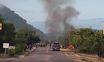 Trece policías asesinados en Michoacán