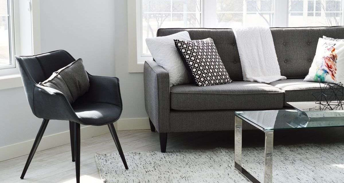¿Pensando en redecorar tu departamento? ¡Conoce las mejores salas!
