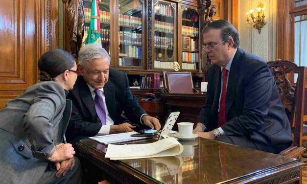 Las relaciones exteriores según López Obrador