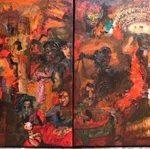 Jazzamoart: homenaje mexicano al arte, color y tradiciones españolas